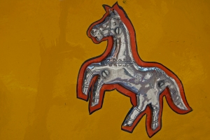 The Prancing Horse: Click for Full Size